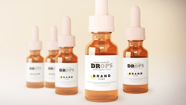50dropper bottle mockups free premium download i templateupdates
