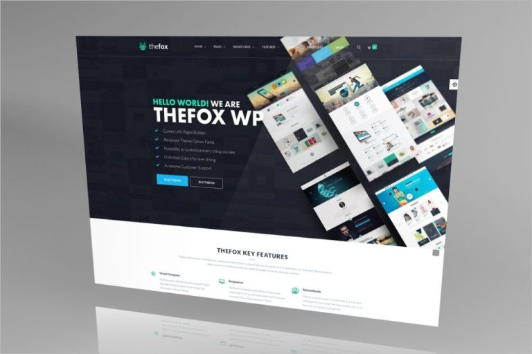 61 mockup website psd free download design templates