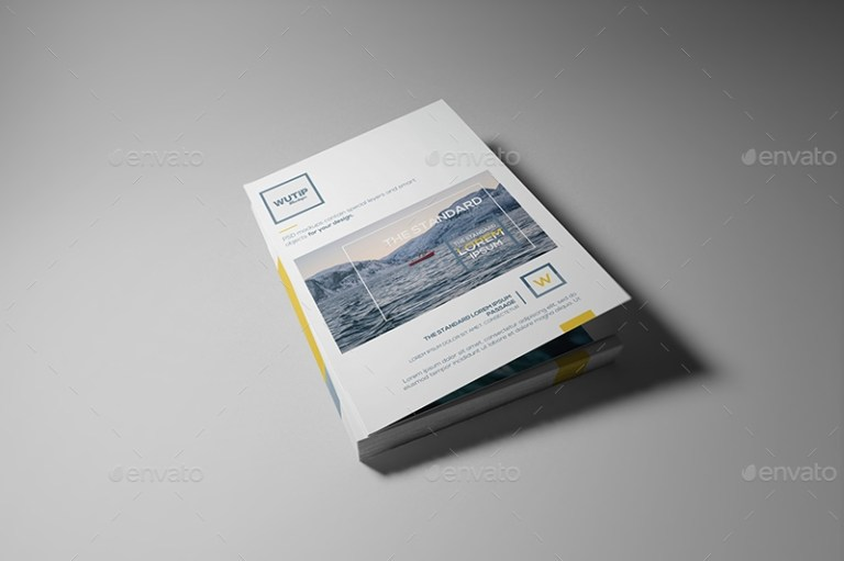 a4a5 brochure booklet mockups wutip graphicriver
