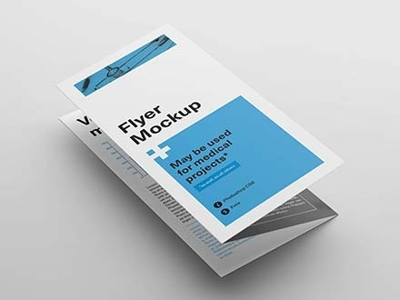 best free flyer mockups