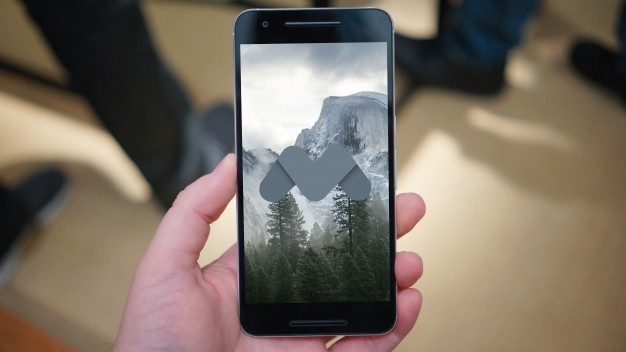 black mobile phone mock up psd file free download