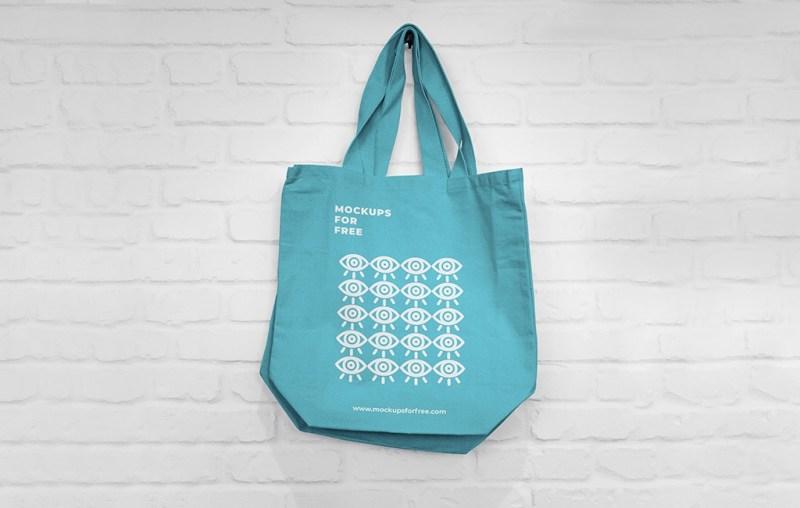 canvas bag mockup mockups for free