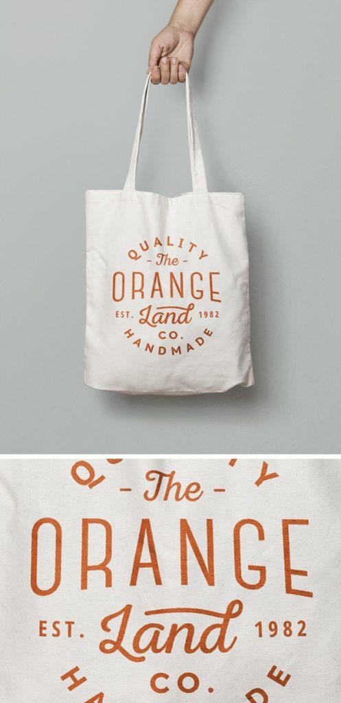 canvas tote bag mockup graphicburger