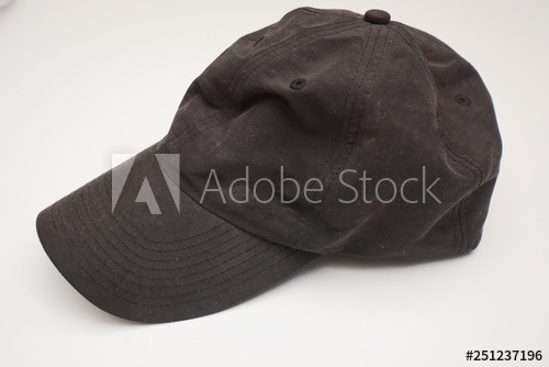 cotton textile fashion hat clothing cap isolated baseball cap