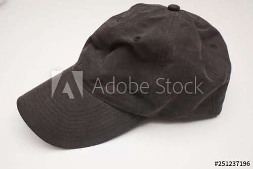 cotton textile fashion hat clothing cap isolated baseball cap
