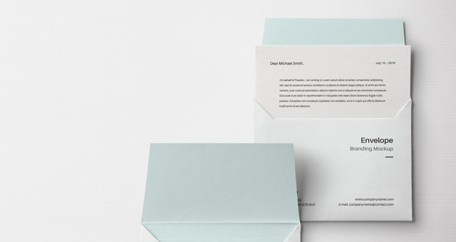 envelope psd mockup template download for free designhooks
