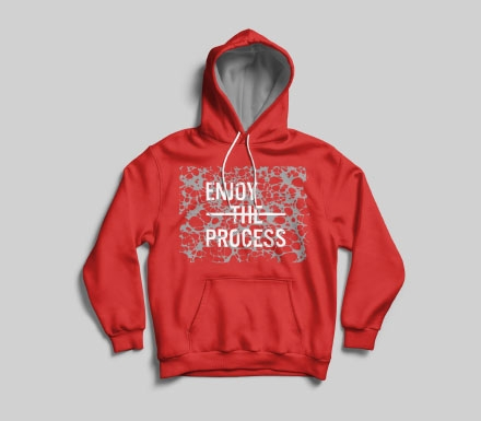 free hoodie mockup psd