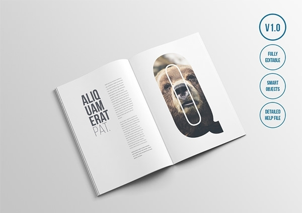 free psd realistic booklet mockupsfreecreatives