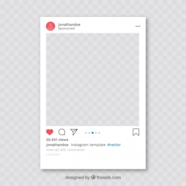 instagram mockup vectors photos and psd files free download