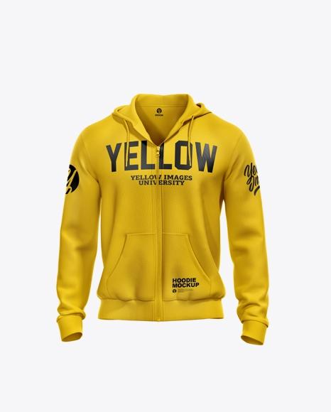 mens full zip hoodie mockup front view here all mockup free