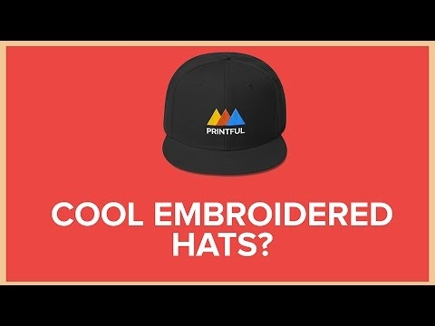 must see first embroidery mockup generator i printful youtube
