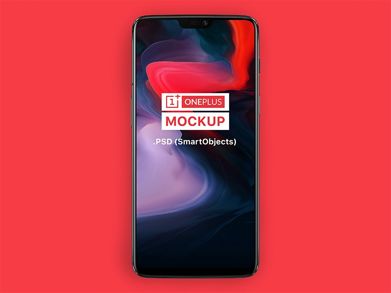 oneplus 6 android phone mockup free amrit pal singh on dribbble