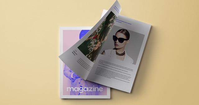 psd magazine mockup vol11 psd mock up templates pixeden
