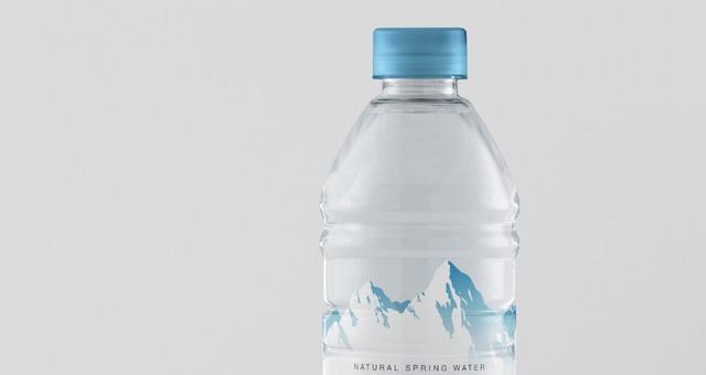 psd water plastic bottle mockup psd mock up templates pixeden