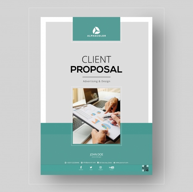 psdprofessional business flyer mockup pikdone