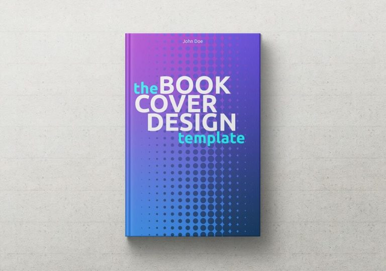 set of hardcover book mockups mockupworld