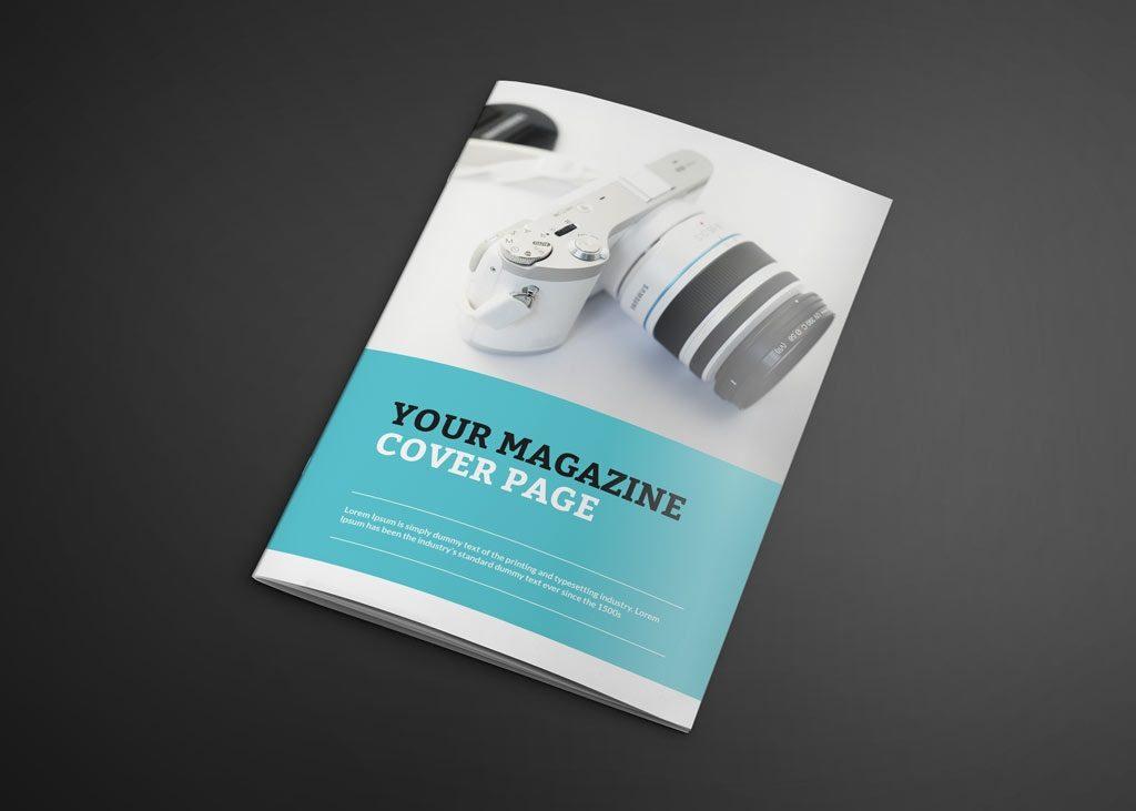set of photo realistic magazine mockups mockupworld