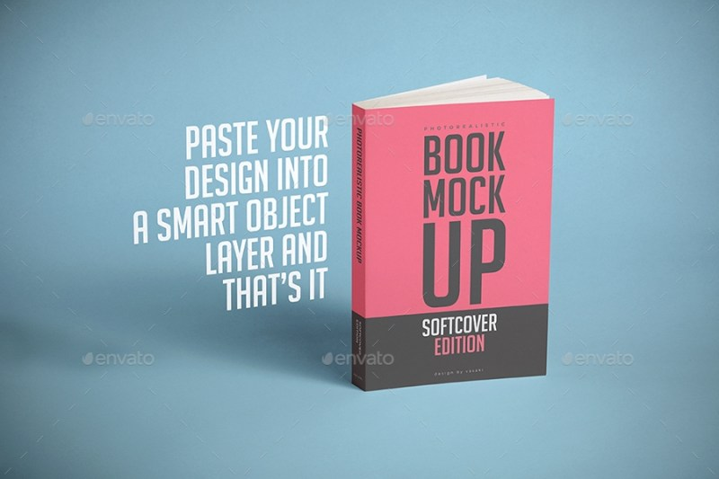 softcover book mock up vasaki graphicriver