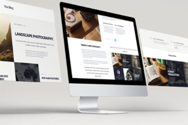 volume 2 of our psd web screens mockup to showcase your website