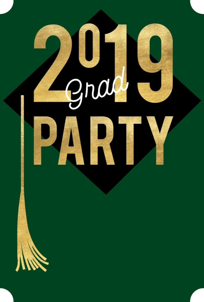 5 editable graduation party invitation templates tips