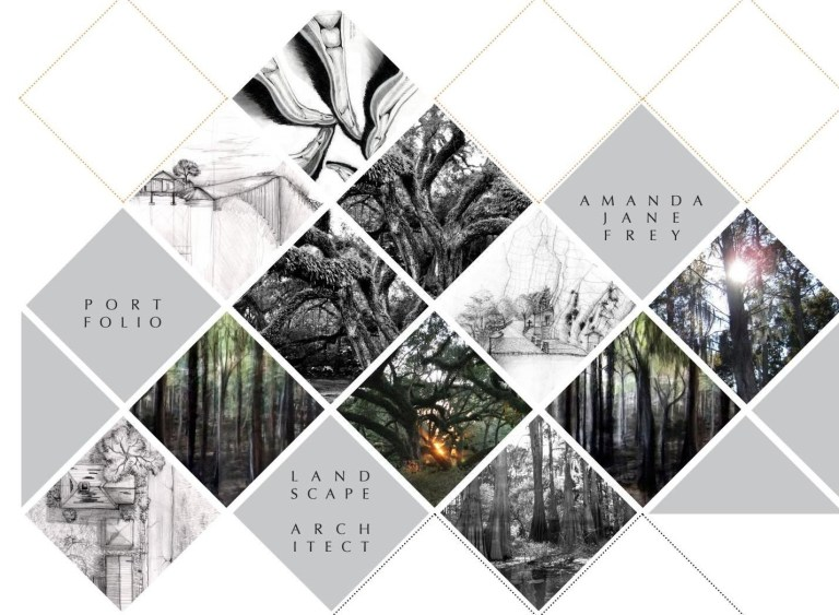 amanda frey landscape architecture portfolio