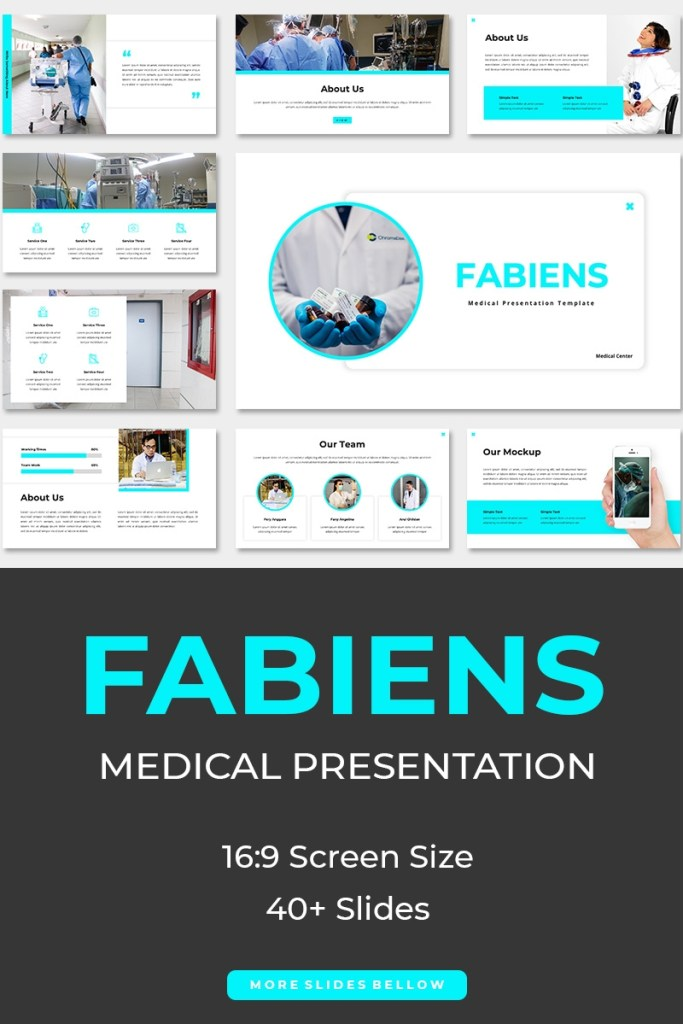 fabiens medical powerpoint template