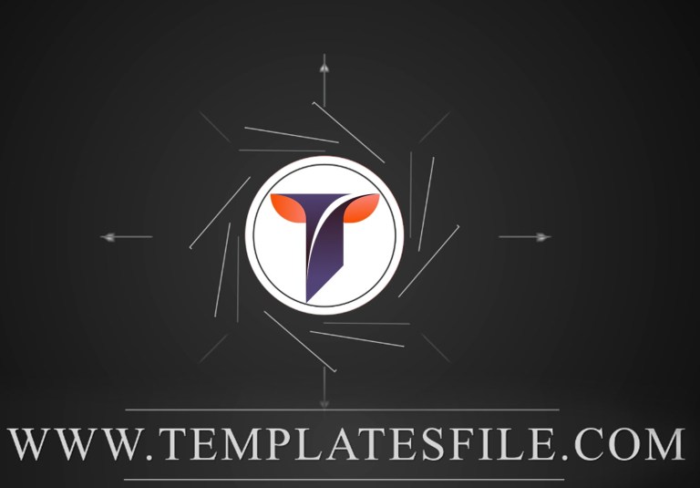 free download clean logo intro free after effects template