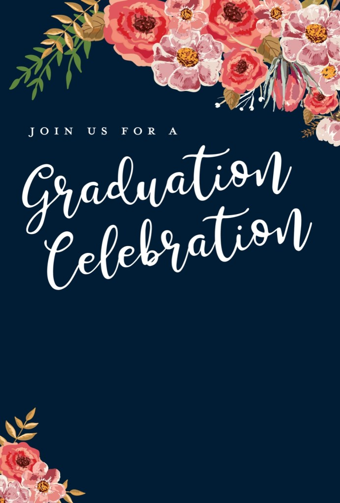 graduation invitation design templates business template ideas