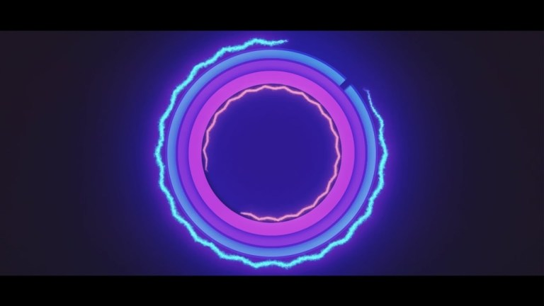 neon free 2d intro template after effects youtube youtube