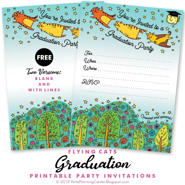 party planning graduation party invitations templates