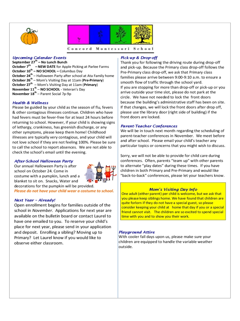 school newsletter template 3 free templates in pdf word