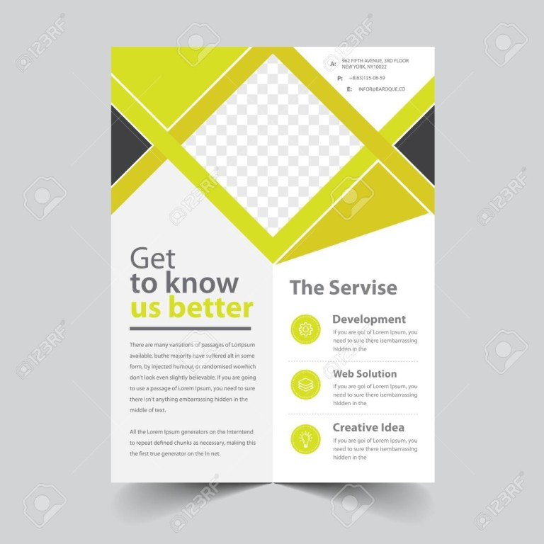 flyer examples for business