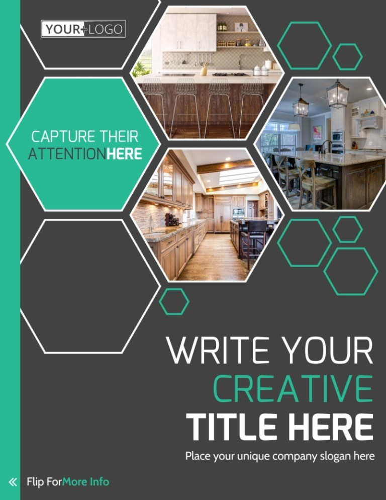 kitchen design consultants flyer