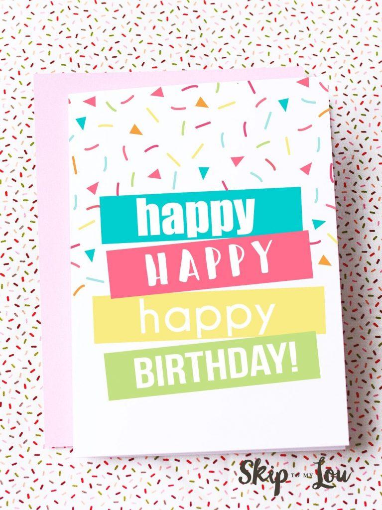 printable free birthday card templates printable birthday