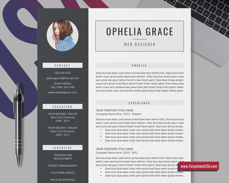 creative teacher resume templates