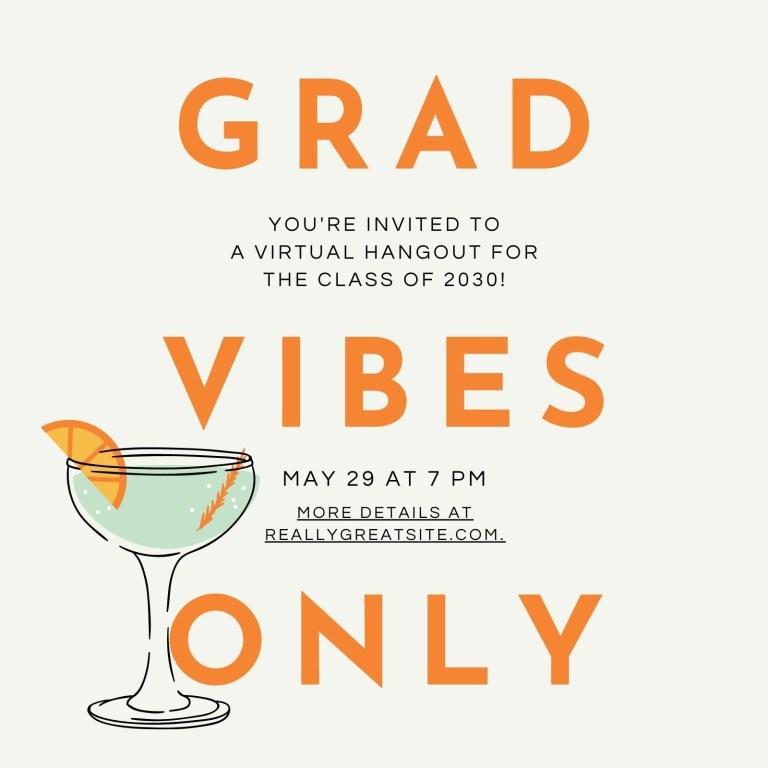 design your own graduation invitation canva
