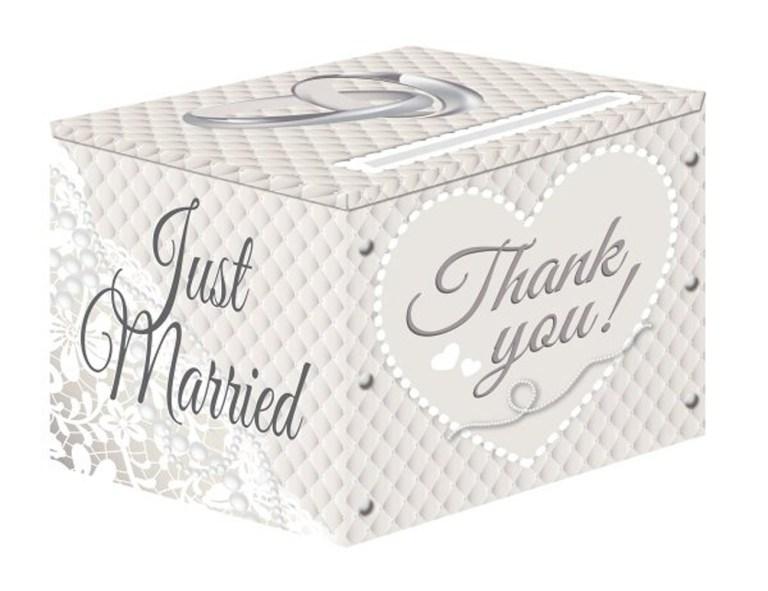 details about large wedding gift envelope posting box