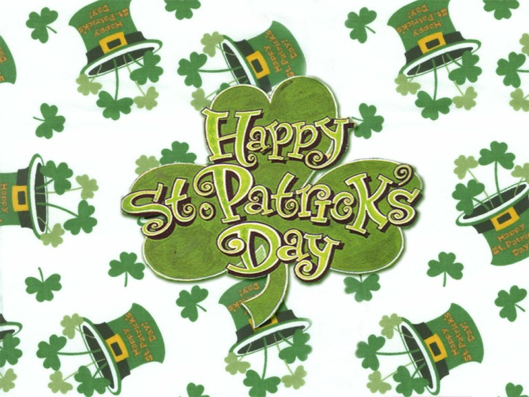 free download st patricks day powerpoint backgrounds