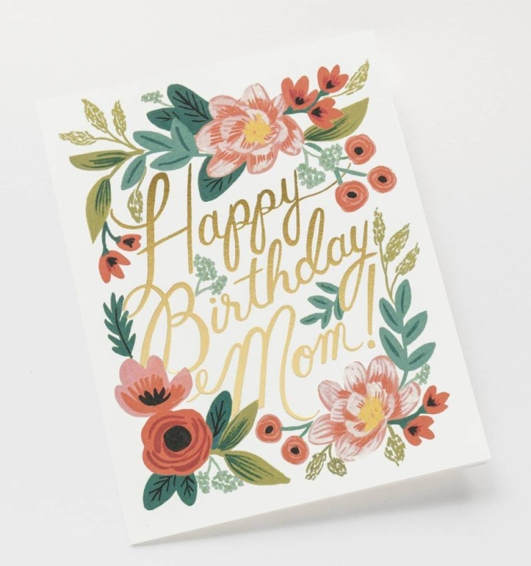 happy birthday greeting card messages for mom the birthday