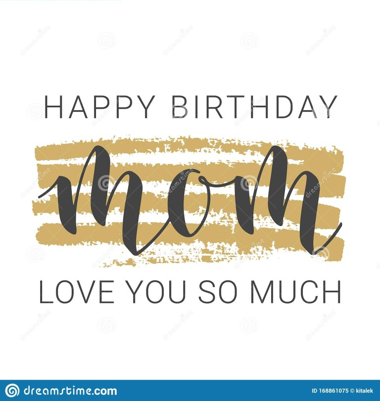 happy birthday mom stock illustrations 5947 happy