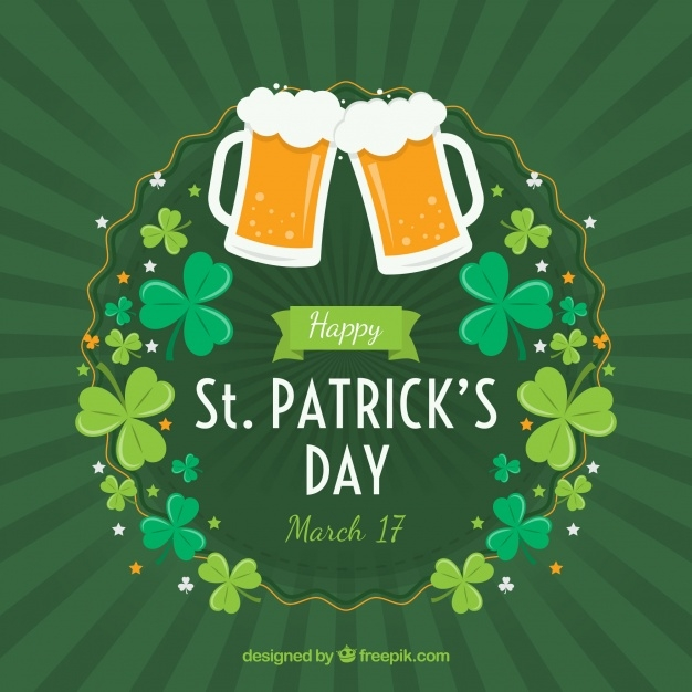have a happy st patricks day with these top freepik