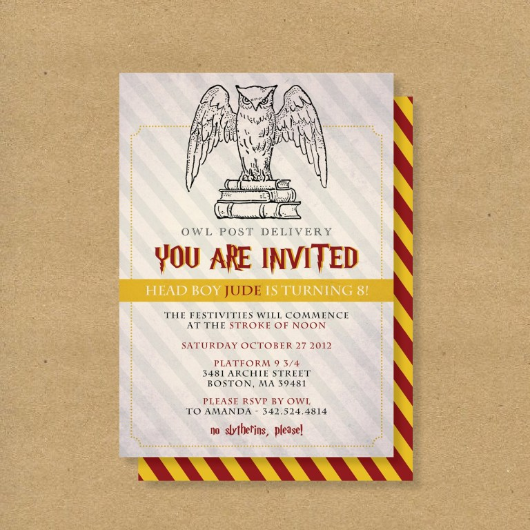 make your own harry potter birthday card best happy