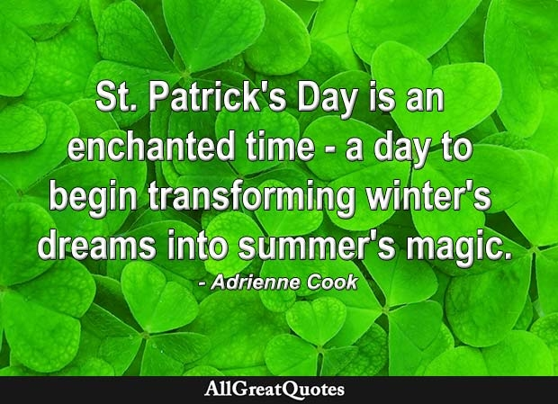 st patricks day quotes happy st patricks day quotes
