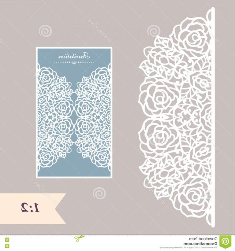 stock illustration wedding invitation greeting card abstract
