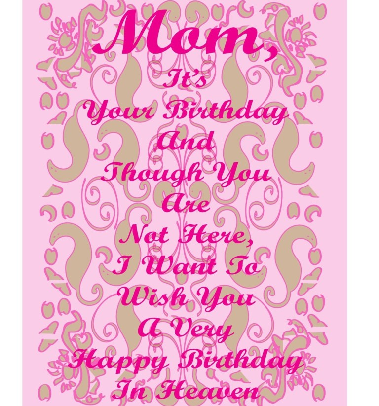 valentine card design happy birthday cards for mom from