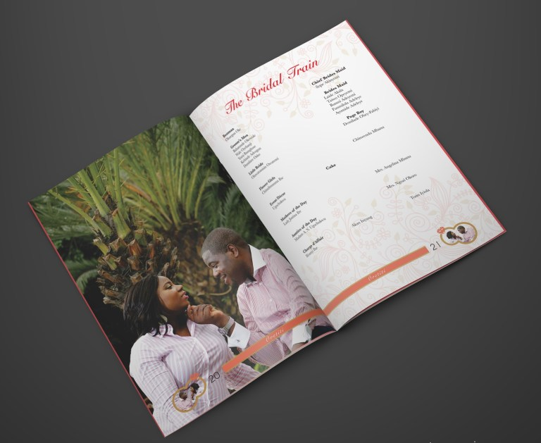 wedding brochure onpoint