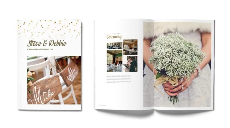 wedding brochures unify