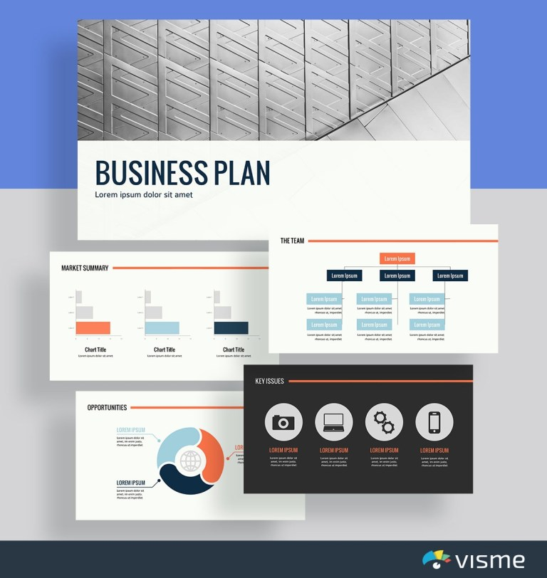 51 stunning presentation slides you can customize plus