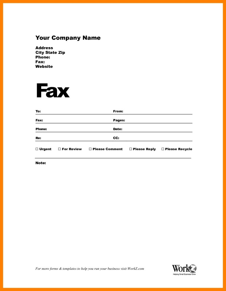 9 confidential fax cover sheet ledger review