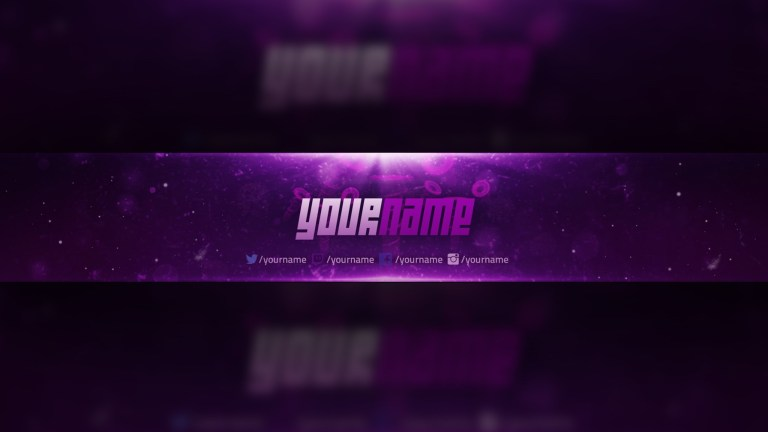 coloring for you 2560x1440 purple youtube banner template